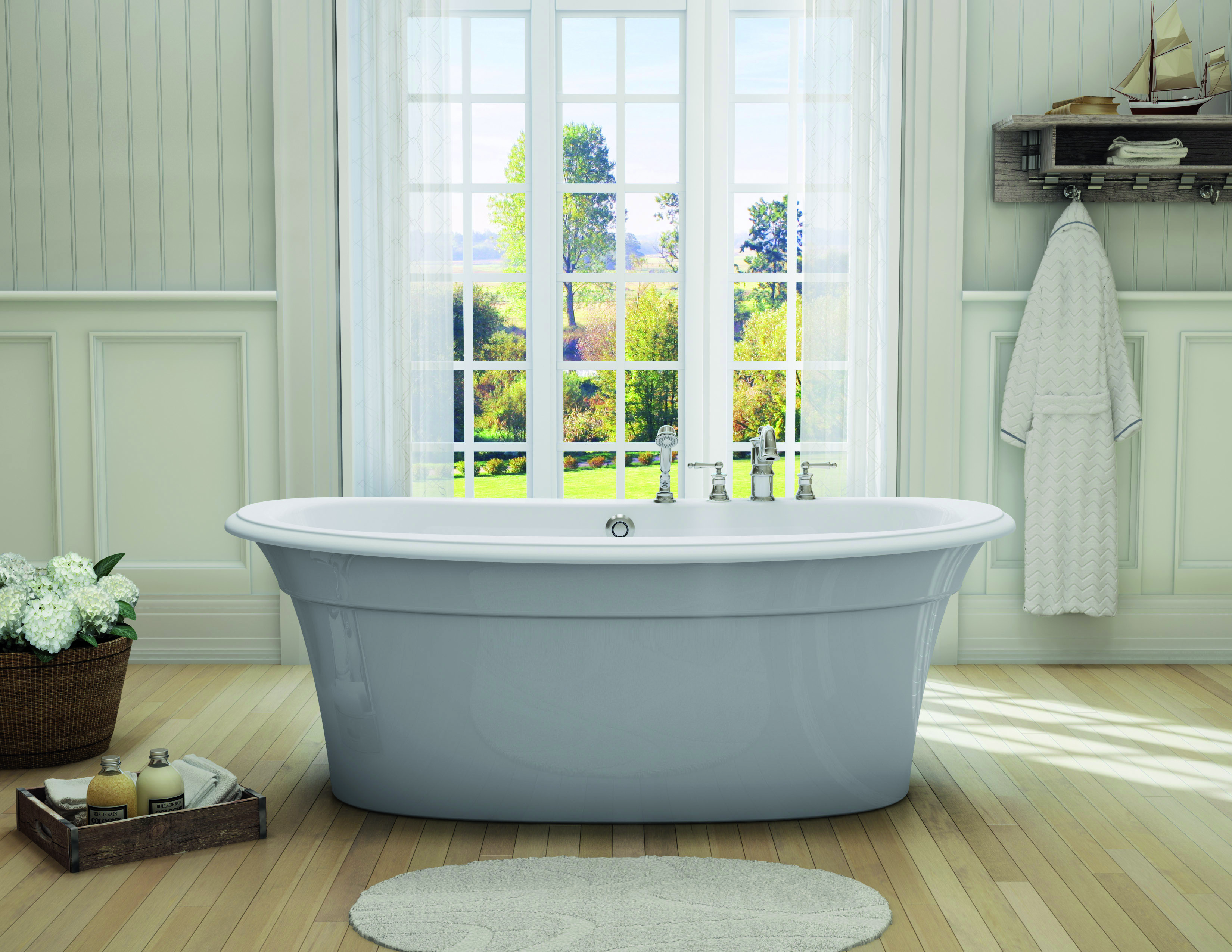Golden Rules For Choosing The Right Bathtub