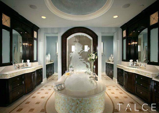 ... Talce Beautiful Master Bathroom Remodel Bathtub ...