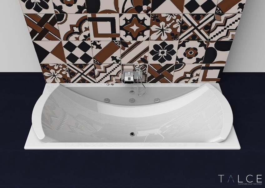 talce bathtub bathroom tub lebanon confidence - Bathroom Designs Lebanon