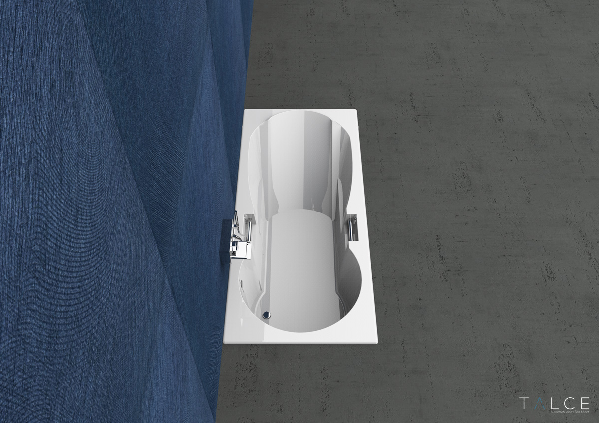 Dig in the ultimate Bathtub Experience by Talce